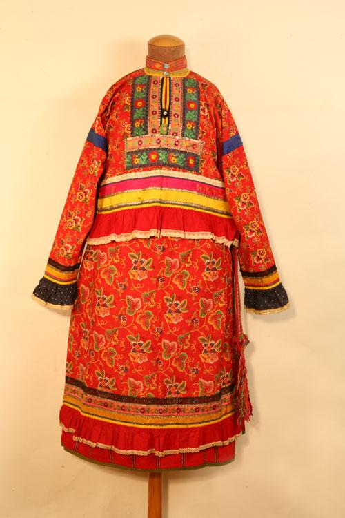 Одежда Русских